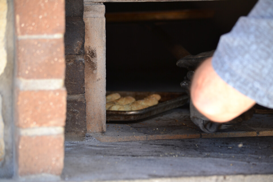 Bread Oven Ministry Training
