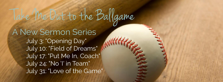 Ballgame Sermon Series Rotator