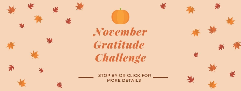 2017 Gratitude Challenge