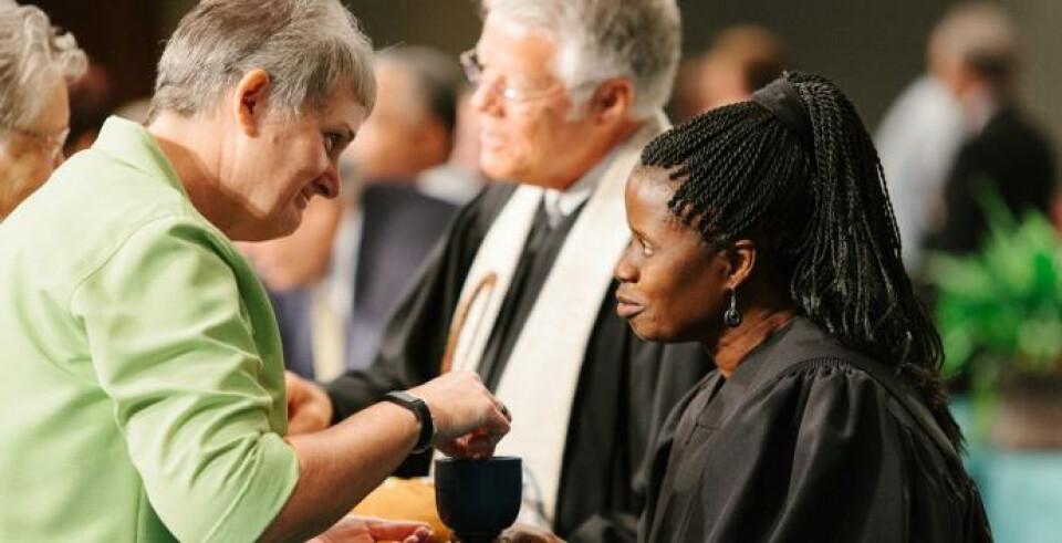 Communion Milestone Class